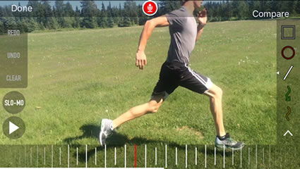 runner analysis kenai by dave edwards-smith